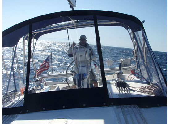 Sailing to Catalina Island with SailTime Owners and