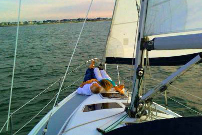 So There Has Never Been A Better Time Than Now To Brand New Hunter Sailboat With Sailtime Virginia Beach
