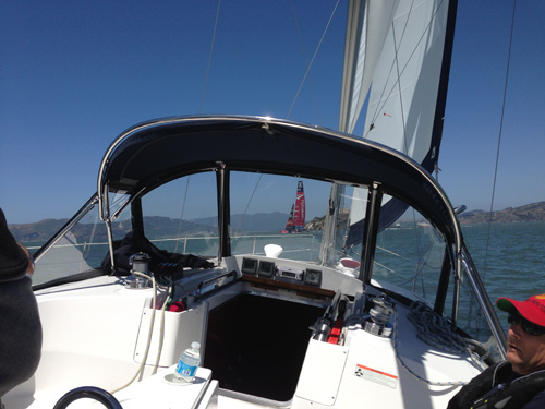 San Francisco Doesnt Miss A Beat Go Sailing With Sailtime