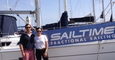 sailtime couple owns franchise sails the world