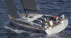 Beneteau 51.1 Oceanis Yacht - by SailTime New York